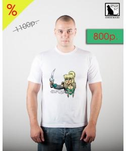 """Футболка """"Рубака"""""""